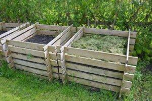 Kompost sollte nicht länger als ein Jahr lagern