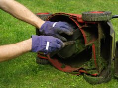 Rasenmäher Pflege Tipps