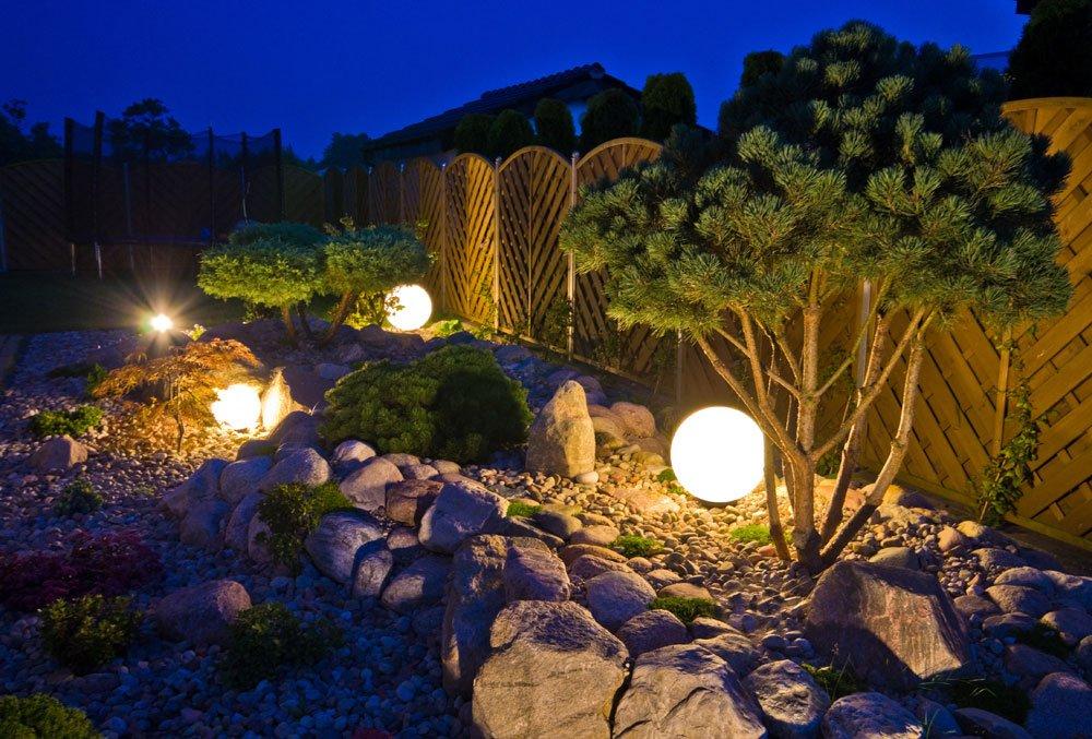 Gartenbeleuchtung Moonlights