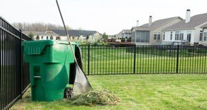 Mülltonnen im Garten - 3 Tipps zur Mülltonnenverkleidung