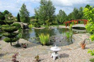 Japanische Gärten Liegen Im Trend