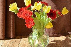 Mit einigen Tricks können Sie Schnittblumen länger frisch halten