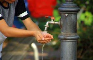 Trinkbrunnen anlegen