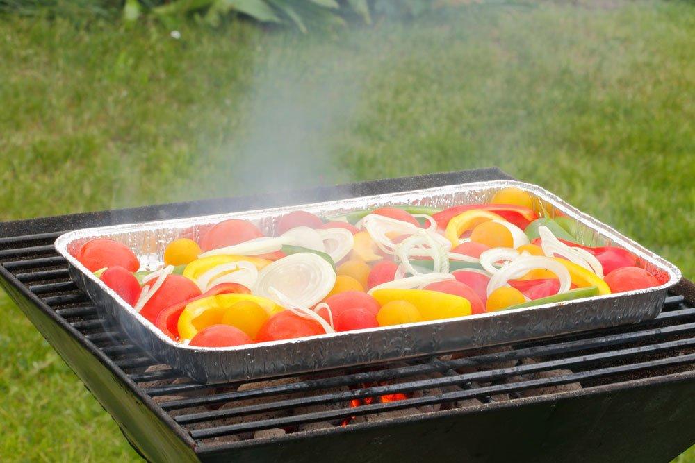 Holzkohle gesund grillen