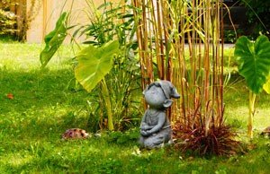 Gartenschmuck Accessoires Steinfiguren