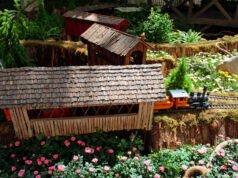 Gartenbahntunnel bauen