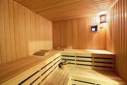 Freiland-Sauna