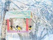 Vogelhaus Winter