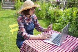 Auch Pflanzen können Sie online kaufen