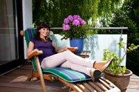 Terrasse einrichten 4 tipps for Entspannungsecke einrichten