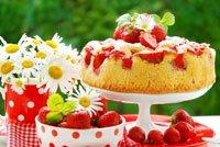 Tipps f r eine gartenparty im fr hling - Gartenparty essen ...