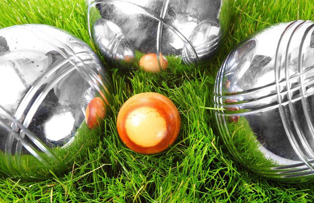 Gartenparty: Spiele