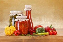 Gemüse lässt sich auf verschiedene Arten konservieren