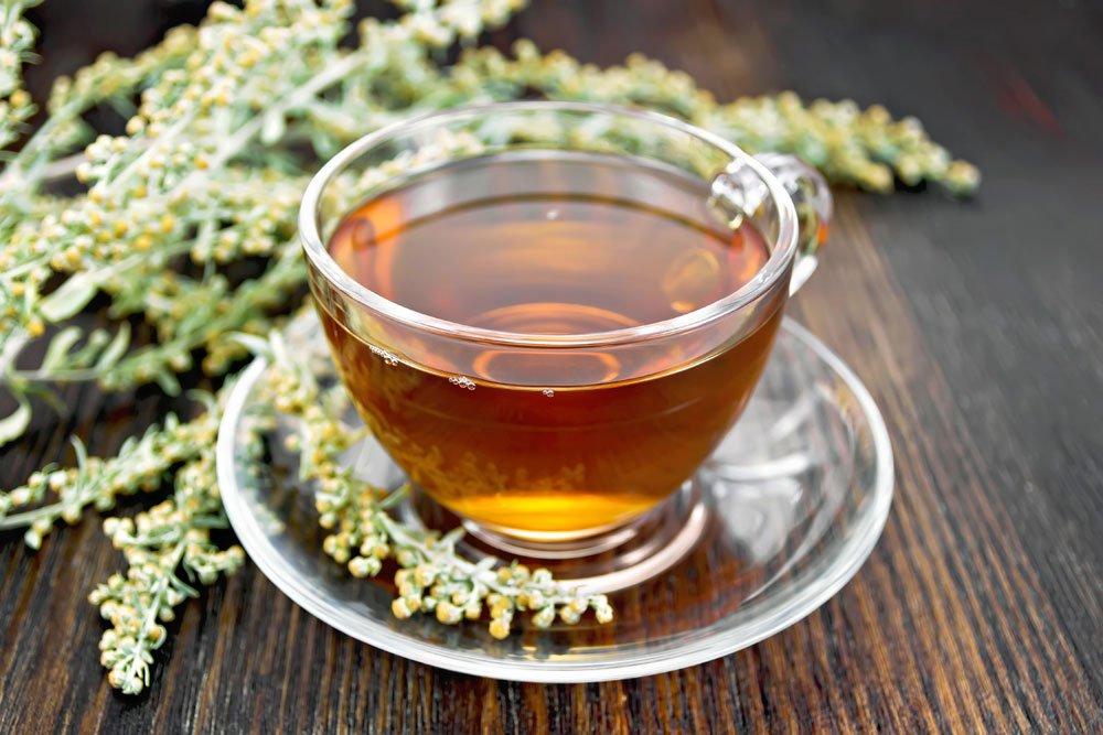 Wermut Tee