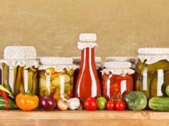 Gemüse konservieren