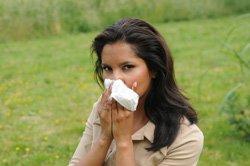 Auch Allergiker können im Garten arbeiten