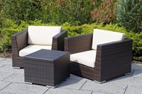 gartenm bel materialien und deren eigenschaften kleine. Black Bedroom Furniture Sets. Home Design Ideas