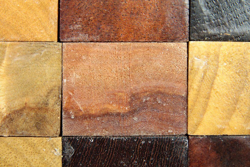 Holzarten für Terrassendielen