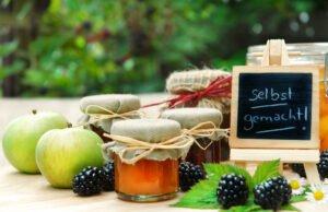 Obst konservieren