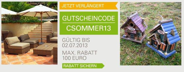 eBay Gutscheincode CSOMMER13