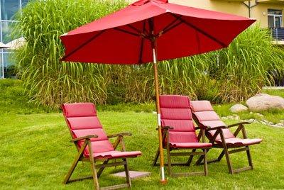 Sonnenschutz im Garten – 5 Möglichkeiten