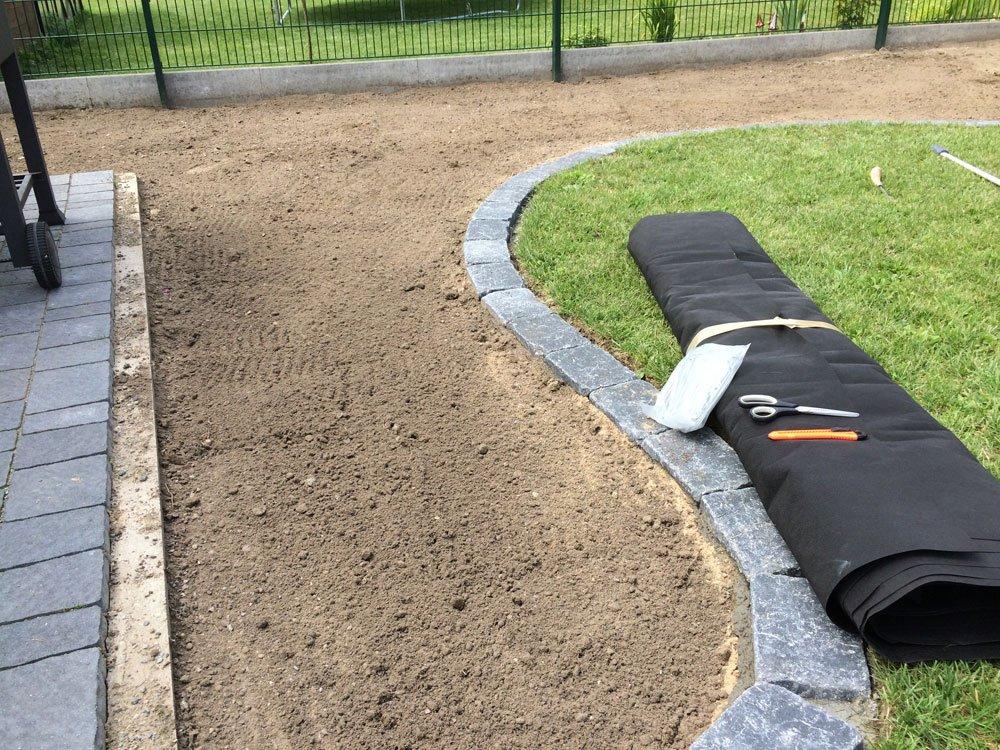 Gartenvlies Verlegen Schritt Fur Schritt Anleitung