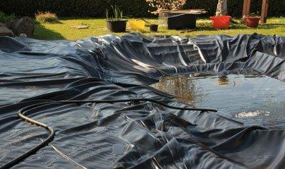 Baunebenkosten garten Gartenteich anlegen