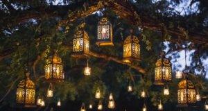 Gartenbeleuchtung ohne Strom
