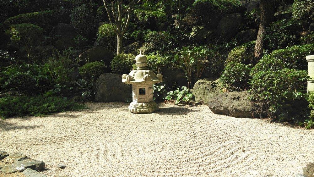 Zen-Garten: Figuren