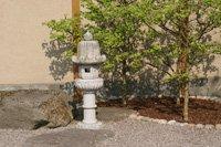 Gartenfiguren/Skulpturen aufstellen