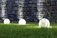 Garten Immobilienwert erhöhen Beleuchtung