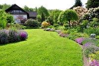 Garten Immobilienwert erhöhen Rasen