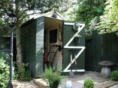 Gartengerätehaus ausstatten