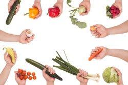 Gemüsesorten richtig kombinieren