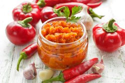Paprika-Chutney selber machen