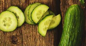 Gurken gesund Nährstoffe