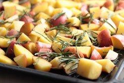 Rosmarinkartoffeln Rezept Blech