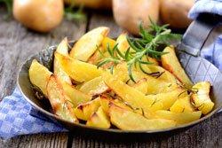 Rosmarinkartoffeln Rezept Pfanne