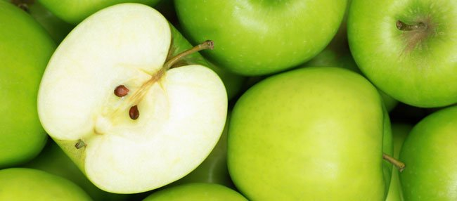 Apfel Nährwerte