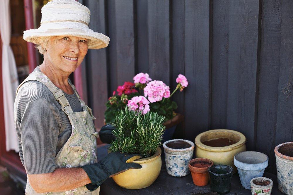 Gartentipps für Senioren