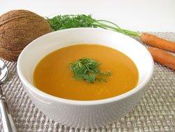 Möhren Suppe Rezept Ideen Kokos