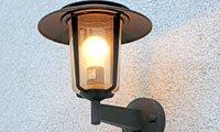 Terrassenbeleuchtung Ideen Grundbeleuchtung