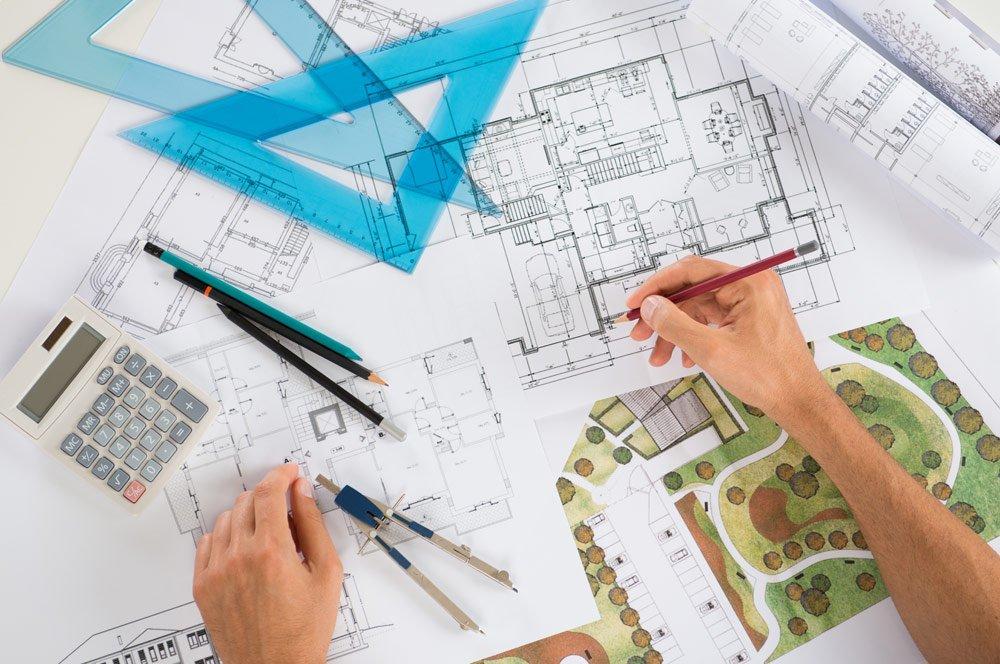 Wintergarten: Planung