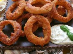 Zwiebeln frittieren – Rezept & Anleitung