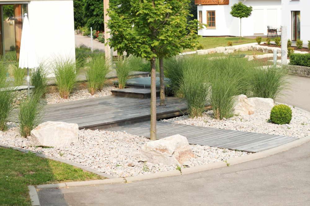 Styling-Garten