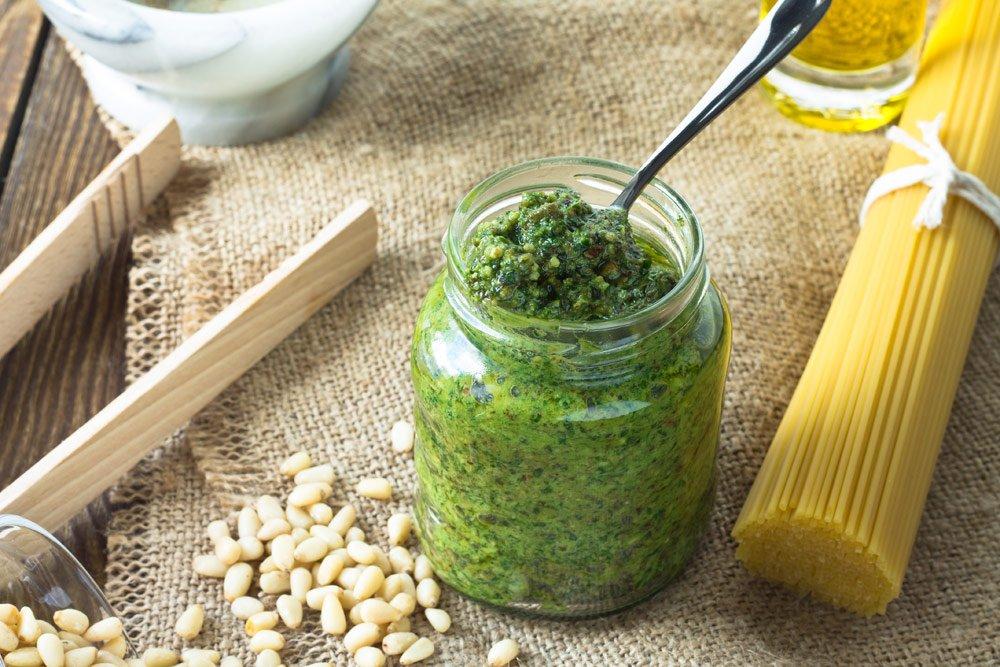 3 Feldsalatpesto-Rezepte: Schnell & einfach zubereitet