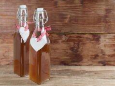 Cola-Kraut Sirup selber machen