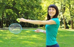 Sport Garten Federball
