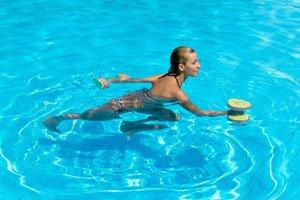 Sport Garten Schwimmen