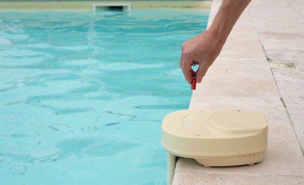 Pool-Alarm
